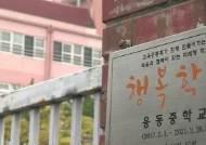 검찰, 조국 장관 동생 '웅동학원 비리' 증거인멸 정황 확보