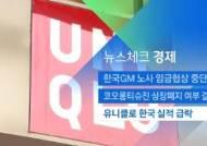 [뉴스체크|경제] 유니클로 한국 실적 급락