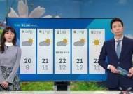 [기상정보] 하늘 맑지만 '쌀쌀'…목요일부터 평년 회복