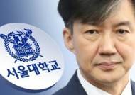 조국 전 장관, 서울대 교수 복직…온라인선 찬반 투표
