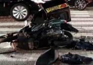 50대 중견배우 교통사고…10대 오토바이 운전자 사망