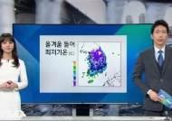 [기상정보] 전국 '꽁꽁' 강추위…내일부터 기온 조금씩 올라