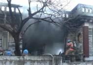 서울 강동구 공동주택 1층서 불…다행히 인명피해 없어