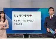 [기상정보] 전국 미세먼지 기승…오늘 밤 다시 곳곳 비