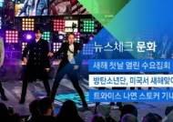 [뉴스체크|문화] 방탄소년단, 미국서 새해맞이 행사