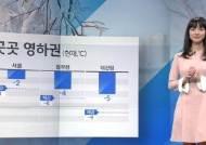 [날씨] 영하권 추위, 찬바람에 체감온도↓…미세먼지 '나쁨'