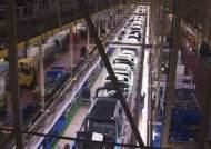 중국산 부품 끊겨 자동차업계 연쇄타격…경제도 '감염'