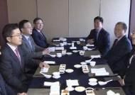 황교안 대표와 만찬서…TK 한국당 의원들 컷오프 반발