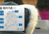 [날씨] 낮부터 평년기온 회복…공기질 점점 나빠져