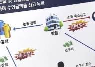 [뉴스브리핑] 수십억 소득 탈세혐의…입시 컨설턴트 등 세무조사