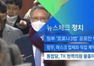 [뉴스체크|정치] 통합당, TK 현역의원 불출마 압박