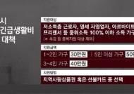 """서울시 """"117만 가구에 최대 50만원 긴급지원""""…대상자는?"""