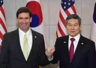 """6·25 70주년…한·미 국방장관 """"북 비핵화 약속 준수해야"""""""