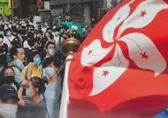 홍콩서 다시 시위…경찰, 12살 아이까지 '무차별 진압'