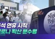 휴게소 음식은 포장만…추석 연휴 코로나 확산 분수령