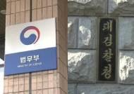 '김봉현 조사' 주도권 신경전?…법무부-대검 충돌 배경은