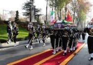 """미 고위당국자 """"이란 핵과학자 암살 배후엔 이스라엘"""""""