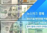 [뉴스체크|경제] 한미 통화스와프 6개월 재연장