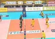 '케이타 29점' KB손보, 현대캐피탈에 승리…2위 도약
