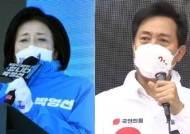 '깜깜이 선거'…JTBC 마지막 여론 조사서 오세훈 21%p 앞서