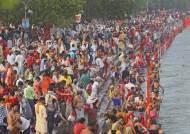 인도, 브라질 제치고 확진자 세계 2위