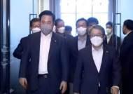 """민주당 재선의원들도 한자리에…초선 의견에 """"힘 싣겠다"""""""