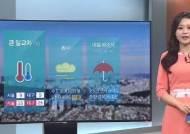 [날씨] 큰 일교차…수도권·충남·전북 오전 황사 영향