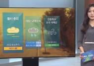 [날씨] 전국 황사 영향…미세먼지 '매우 나쁨'