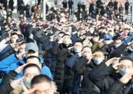 """여성 47% """"나도 군대 가겠다""""…모병제 43% 찬성│한국갤럽"""