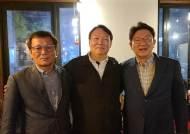 """강릉서 '친구' 권성동 만난 윤석열, '대선' 권유에 """"최선 다하겠다"""""""