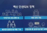 가족모임·요양시설 면회 허용…6월부터 '백신 인센티브'