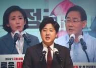 '대세' 이준석, 당대표 지지율 독주…나경원·주호영 총공세