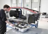 람보르기니, 탄소 섬유 합성 소재 기술로 인증 획득