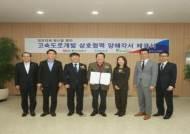 한국도로공사, 고속도로 개발 및 공유경제 확산 MOU