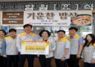 동서발전, 정부혁신 포상금 지역사회에 환원