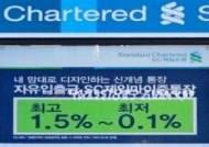 SC제일은행, 디지털 전용 정기예금 공동구매 특판 진행
