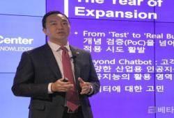 장화진 한국IBM 대표 ¨올해는 하이브리드 클라우드 주력¨…AWS와 경쟁 본격화