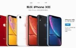 가격 인하 효과?...중국서 아이폰 판매량 급증