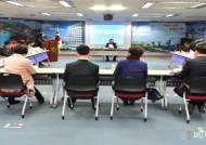 진주시 자원봉사단체협의회, 임시시내버스 운행 봉사활동