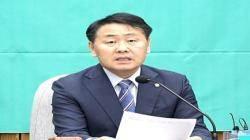 """김관영, 공공기관 채용비리 조사 촉구…""""국정조사 정상화 해야"""""""
