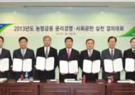 농협금융, 윤리경영·정도경영 대내외 선포