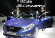 5월 내수시장 판매량 TOP 10 차종은?…'1위 LF쏘나타'