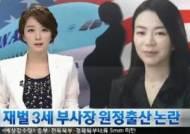 '땅콩리턴' 조현아 부사장, 과거 '원정출산' 악성 댓글 네티즌 '고소'