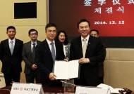예탁결제원, 중국공상은행과 위안화 역외시장 관련 MOU