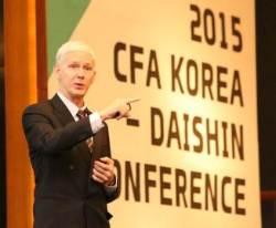 """리처드 던컨 """"중국, 10년간 평균 경제성장률 3%대 그칠 듯…7% 불가"""""""
