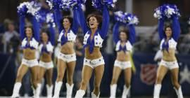 몸매·외모·춤실력 어느 하나 빠지지 않는 NFL의 치어리더들.