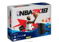 프로 농구의 세계로, PS4 Pro 'NBA 2K18' 번들 발매