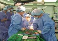 명지병원, 생체이식 포함 간이식 4연속 성공