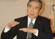 [단독 인터뷰] 고노 요헤이 일본 중의원 의장