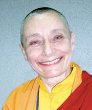 서양 여성 첫 티베트僧 <!HS>텐진<!HE> 파모 스님 방한